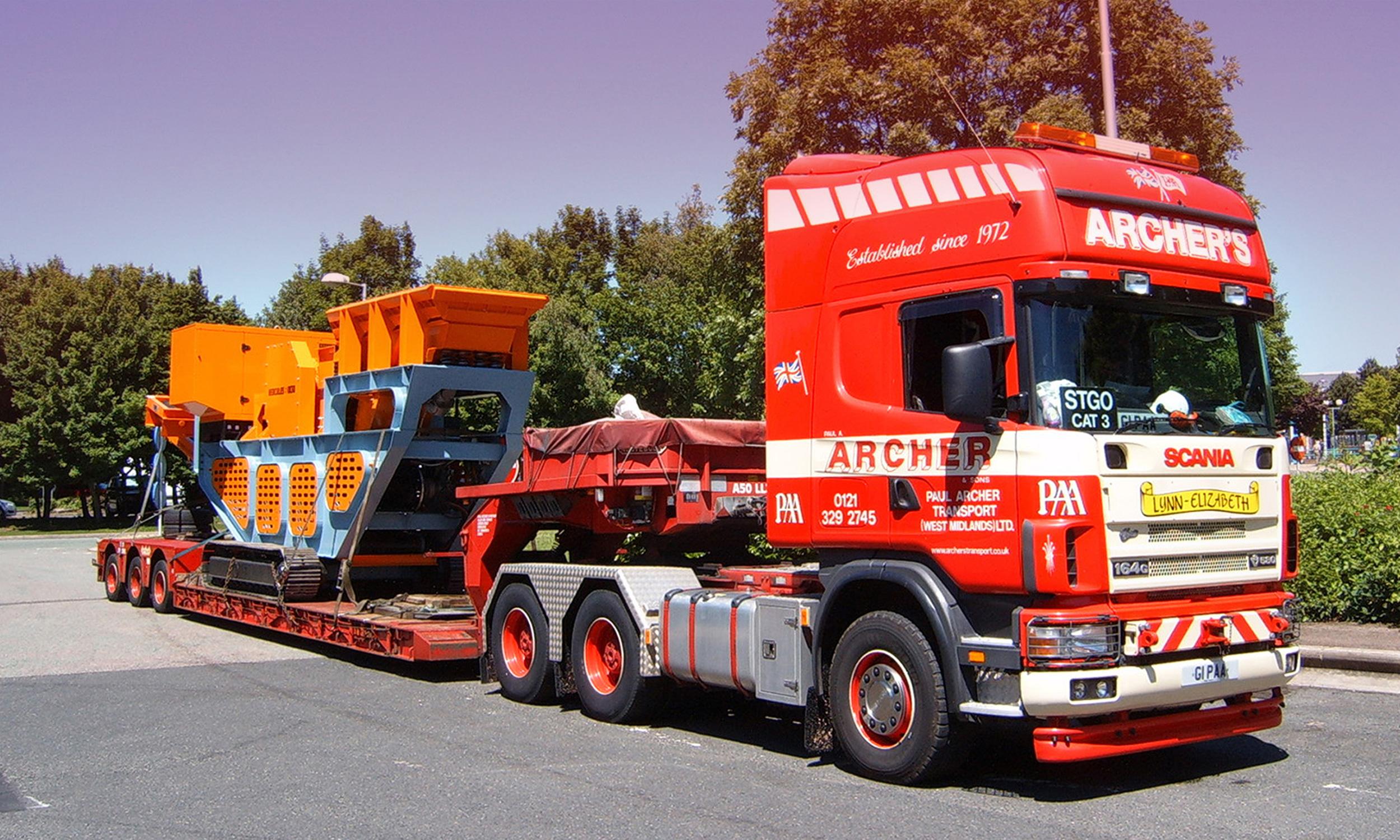 Archers Transport