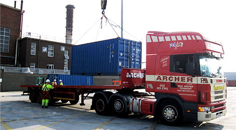 General Haulage and Freight Transportation