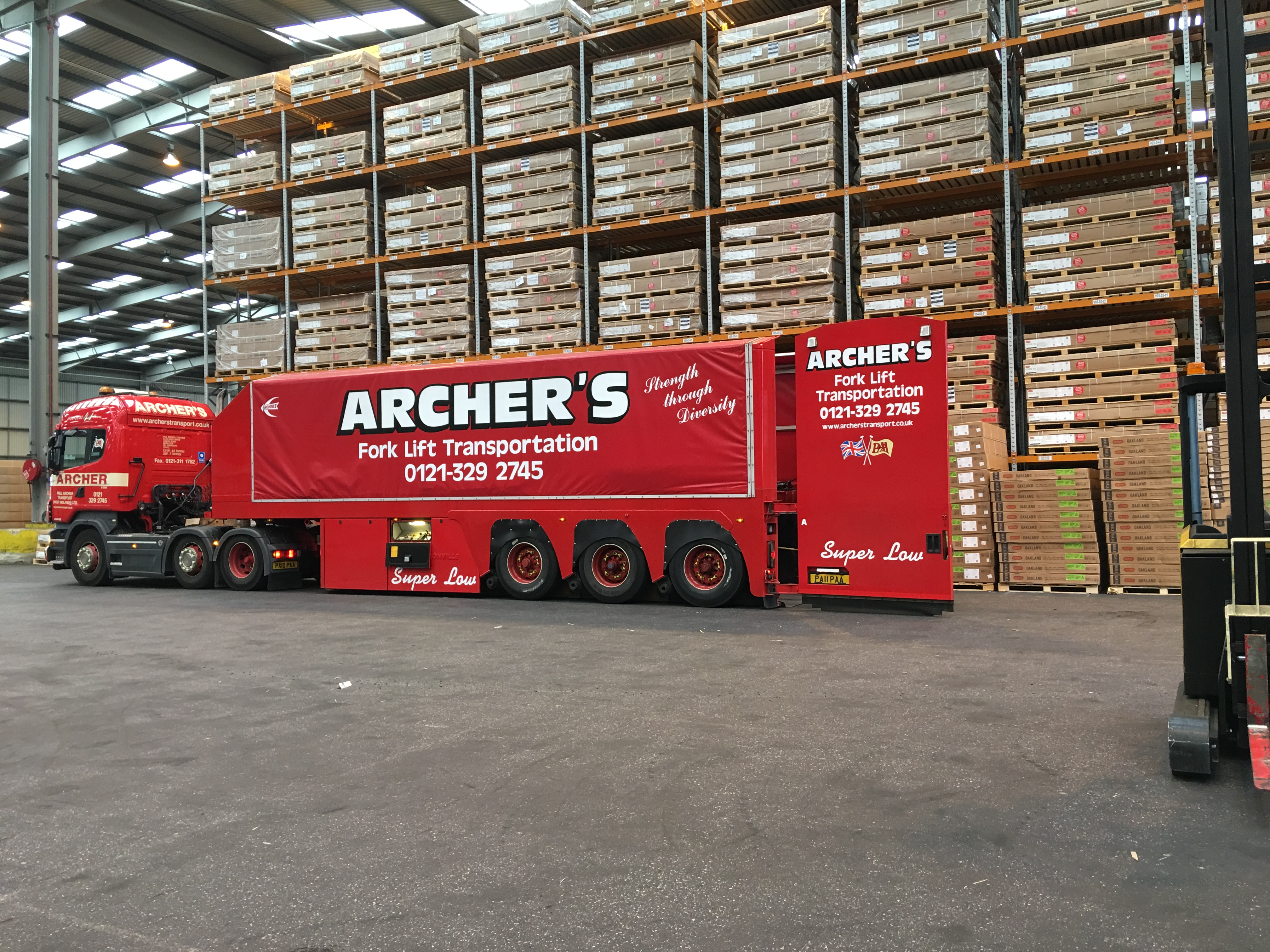 Archers Transport